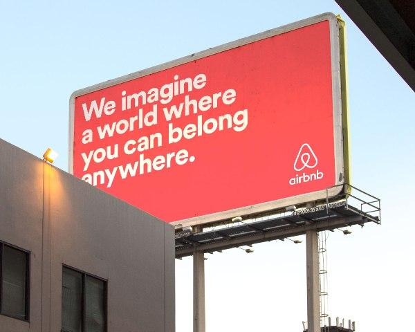 Airbnb-billboard