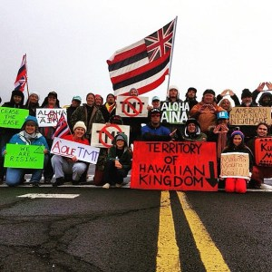 Protecting Mauna Kea: Pule Plus Action