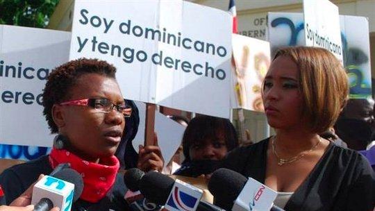Soy dominicano y tengo derechos