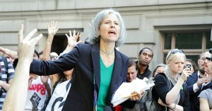 Under Green Party Banner, Jill Stein Officially Sets Sights on 2016