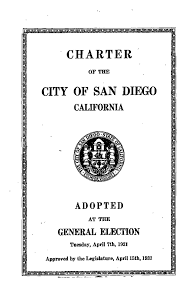 sd city charter