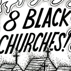 8 Black Churches!