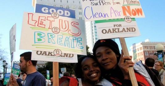 Clean air rally 2008