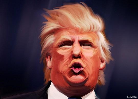Donald Trump (painting)