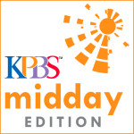 Midday edition logo
