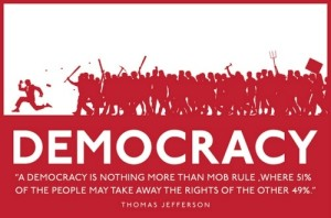 jefferson quote on democracy