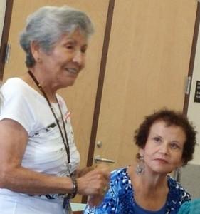 Rose Zatarian, Maria Garcia