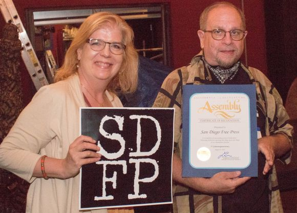 sdfp 3 certificate of recognition