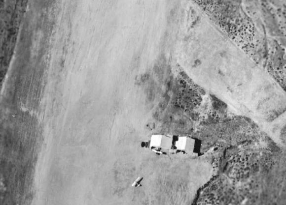 Madson Airport/ National City Airport. 11/17/37 US NAVY Aerial View