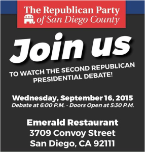 gop debate ad