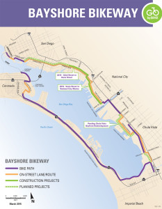 Bayshore Bikeway Update March 2015