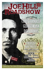 Joe Hill tour