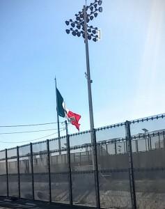CBP Wall