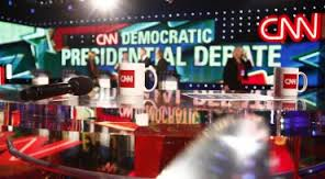 cnn debate set