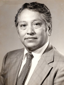 Jesse Ramirez, Chicano Federation Executive Director, 1970