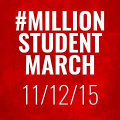 million student march