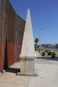 Boundary Monument #258