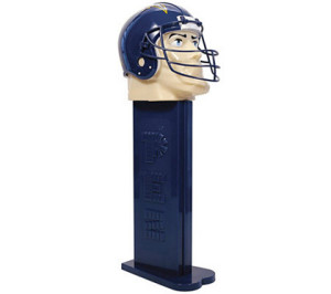 chargers pez dispenser
