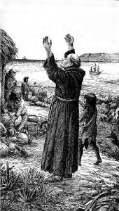 San Diego: Two Expeditions — Enter Father Serra