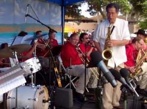 benny hollman big band explosion