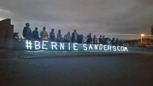 Bernie lights