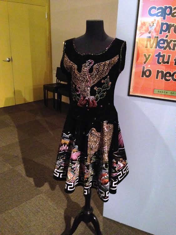 Mannequin displayed in the Women's Museum of California