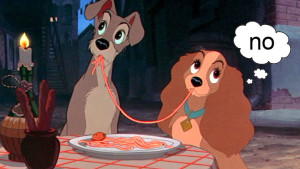 lady & tramp no