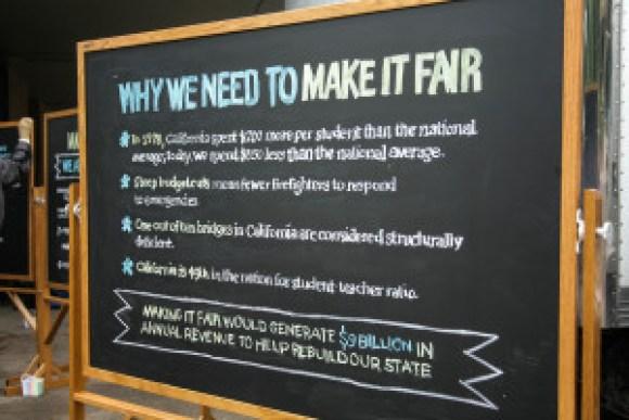 make it fair 3