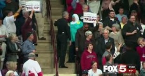 muslim woman trump