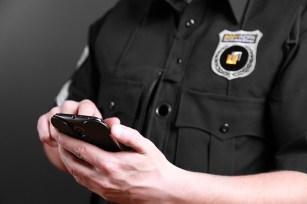 police body camera photo