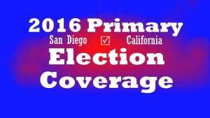2016 SDFP primary election coverage logo