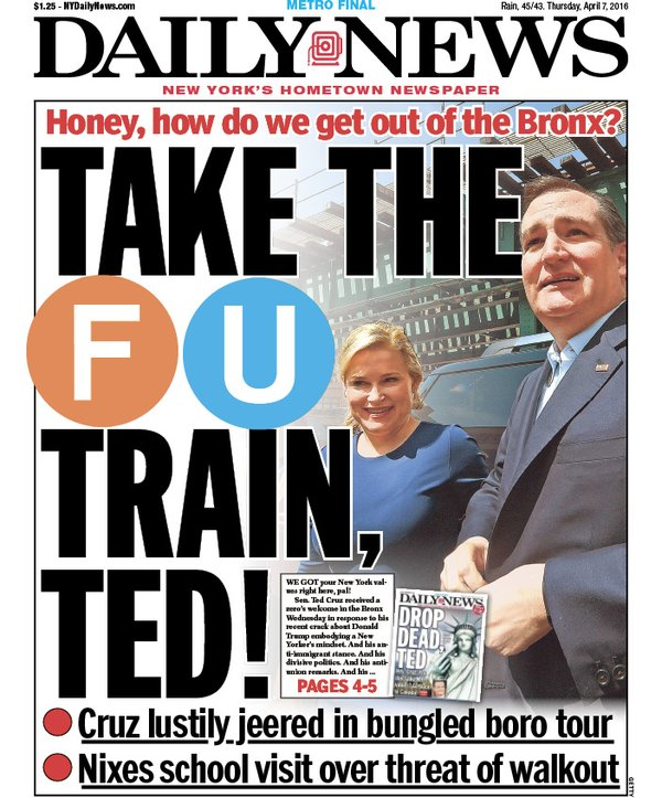 DNEWS Cruz Cover
