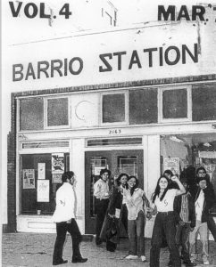 Second Barrio Station. Click for larger image