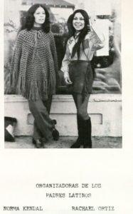 Norma Kendal and Rachel Ortiz