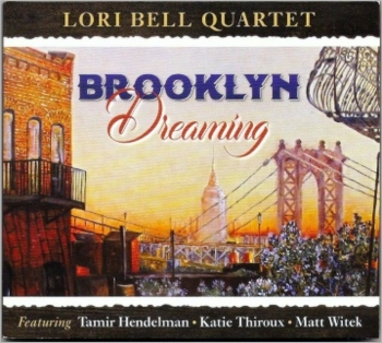 Lori Bell - Brooklyn Dreaming album cover