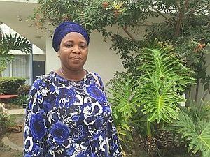 Nile Sisters program participant Adenike O
