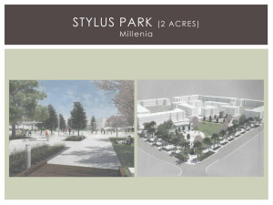 Stylus Park in Millenia
