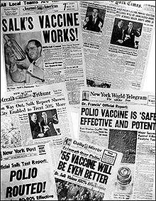 polio headlines