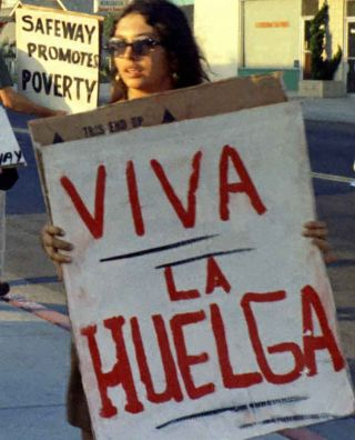 1968 Safeway boycott, Linda LeGerrette