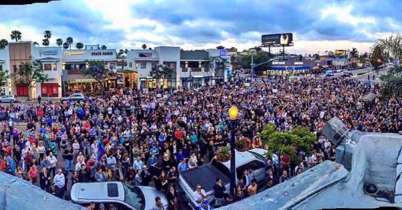 Orlando Strong San Diego via tg