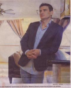 "Poster boy for ""mega-operators"" of the short-term rental market."