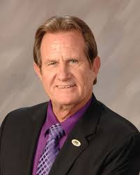 Mayor Ron Morrison of National City