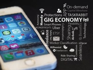 The Gig Economy: OK If the Profits Went to the Giggers
