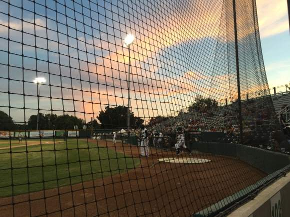 The Modesto Nuts. Now THAT's baseball!