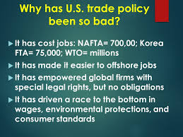 trade policy slide