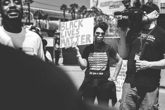 Black Lives Matter Rally San Diego