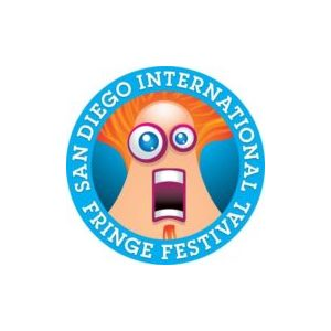 Logo for San Diego International Fringe Festival 2016