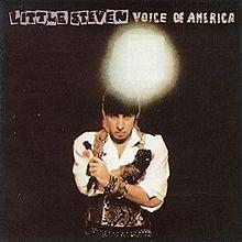 Voice of America album cover