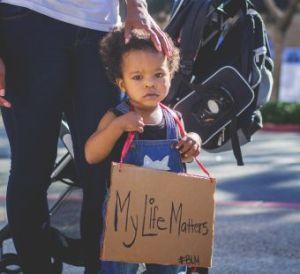 Black Lives Matter San Diego Rally: Photo-Essay