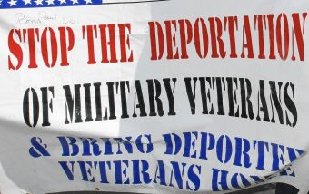 veterans deported